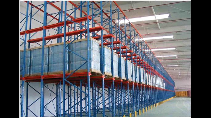 衢州科技公司层板货架解决方案