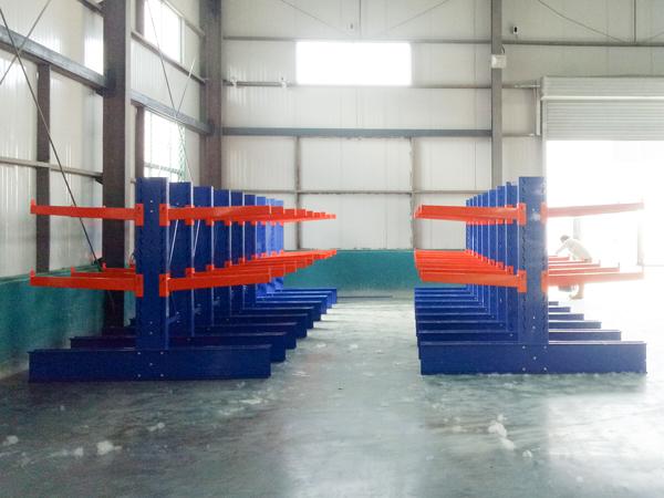 徐州电力公司悬臂货架项目