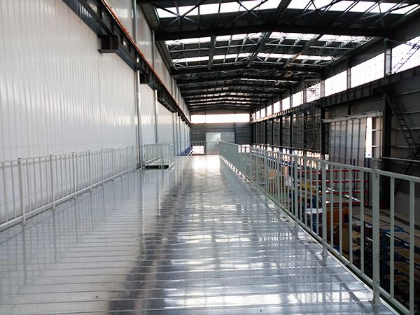 钢平台-大金重工案例图片