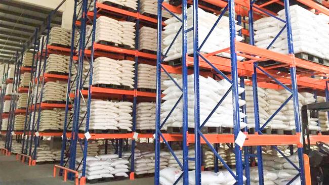 浅谈仓储货架的特点、应用范围及选型原则