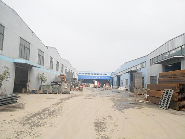 国德货架工厂环境