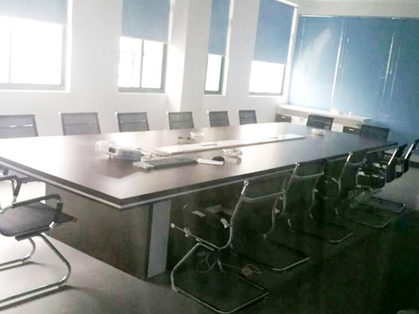 国德货架会议室