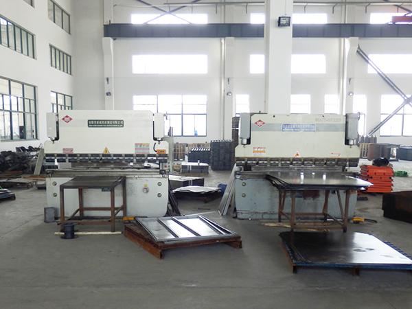 国德货架生产设备