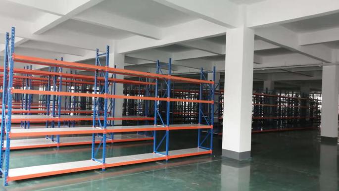 浙江杭州电商行业层板货架案例
